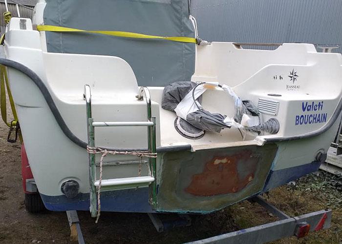 Maintenance et réparation de bateau sur-mesure